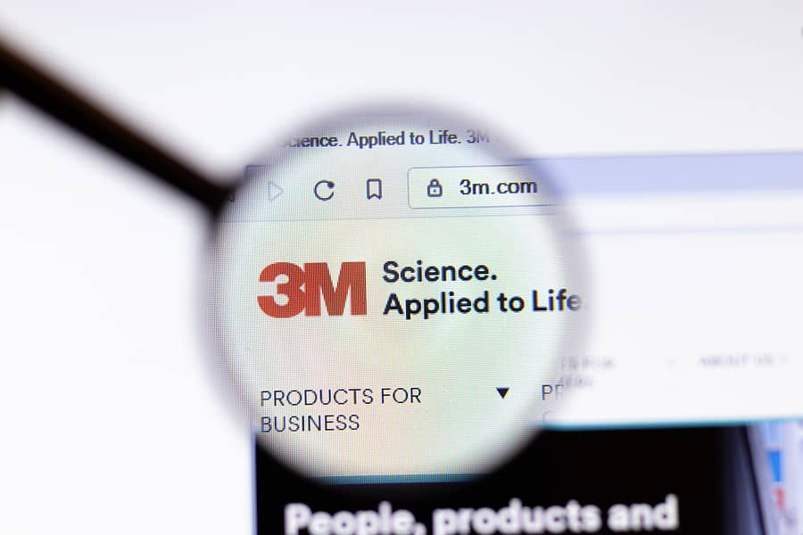3M Reports Sales Information for Month of August 2020