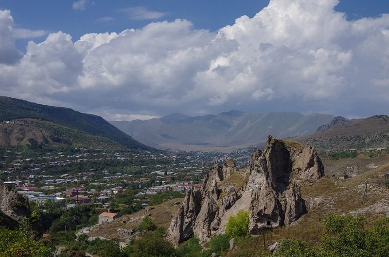As Nagorno-Karabakh fighting rages, fears of a COVID spike abound