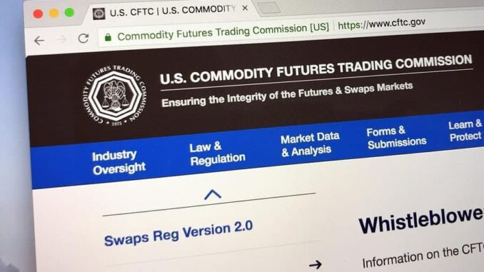 CFTC Seeks to Revoke Registrations of Commodity Pool Operator Phy Capital Investments, LLC and its CEO