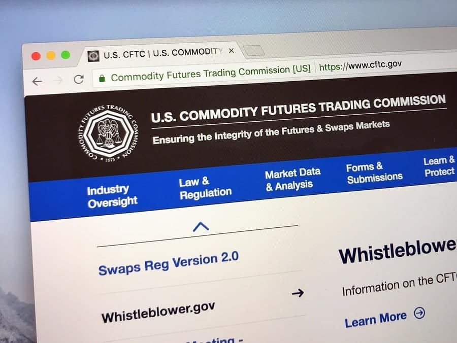 CFTC Sanctions Two Firms Offering Digital Asset-Based Swaps for Illegal Off-Exchange Trading and Registration Violations