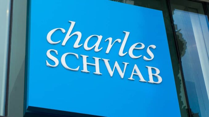 Schwab Reports Monthly Activity Highlights for April 2020