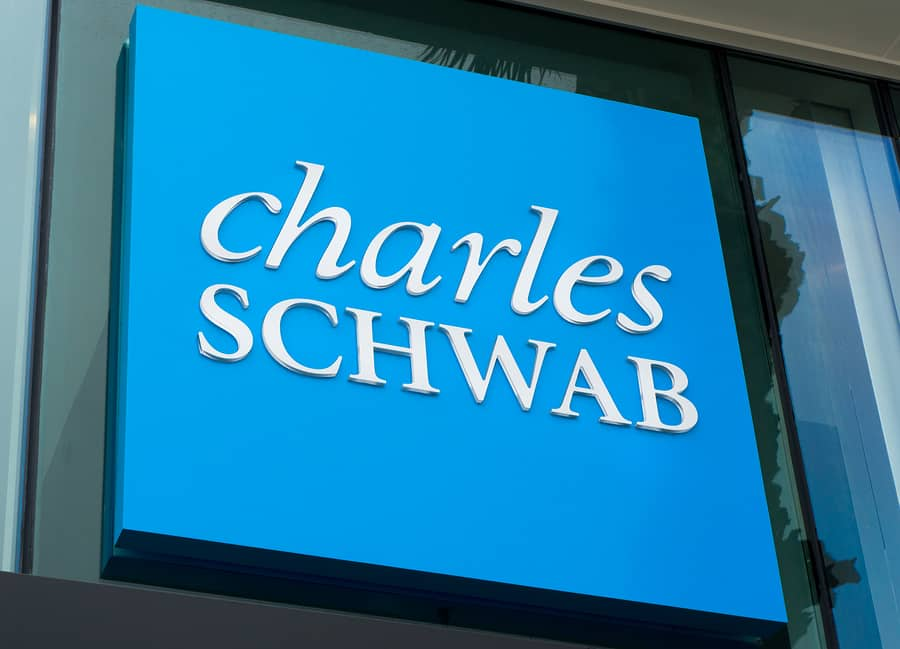 Schwab Reports Second Quarter Earnings Per Share of $.48