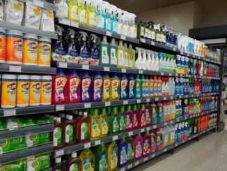 Bloomberg Report: Clorox CEO Says Cleaning Products Sales Up 40% From Pre-Virus