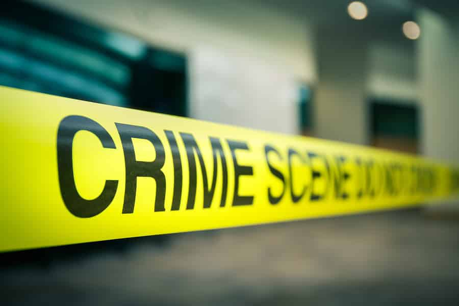 Homicide Investigation At 1000 Block Of Almond Court by LBPD