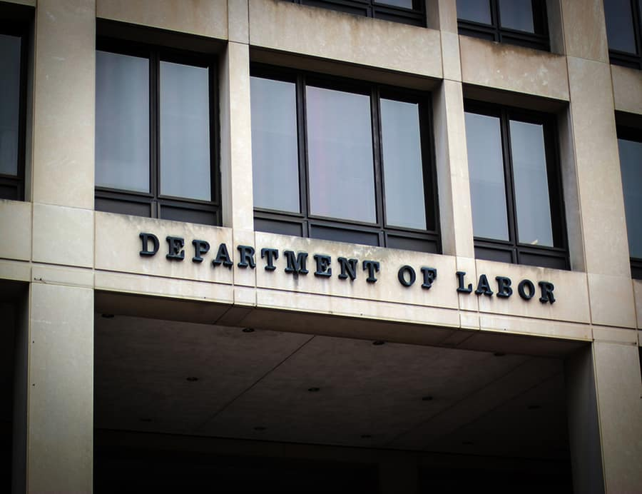 US Department of Labor Jobs Report for June 2020