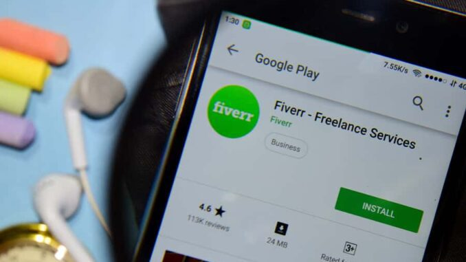 Business/Consumer Alert: Fiverr Provides an Excellent Platform When Used With Caution