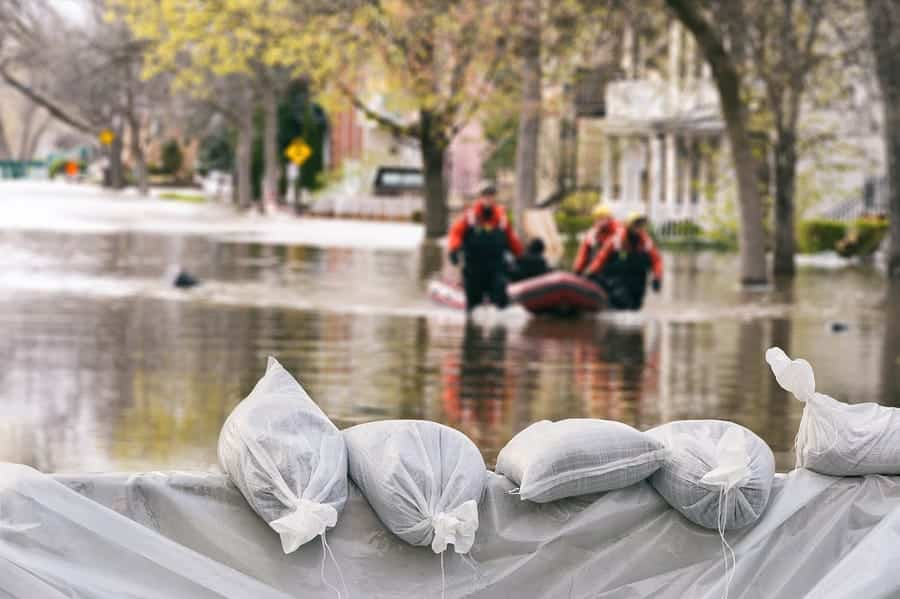 National Weather Service Issues Flood Warning for Rivers in North Carolina