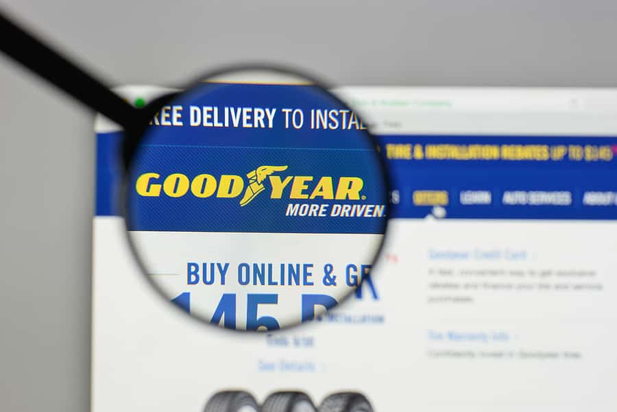 Goodyear Tire Co. - Reports Third Quarter 2020 Financial Results