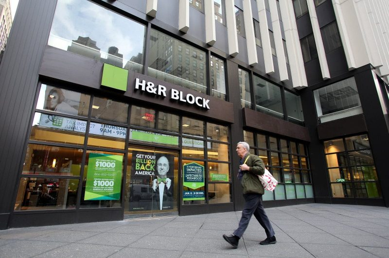 H&R Block Announces Fiscal 2021 First Quarter Results