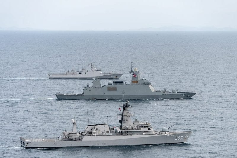 U.S. Navy Tests New Combat Group, Ready to Destroy China