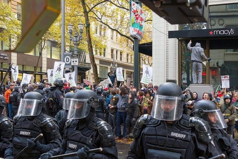 Portland Riots Read-out: August 2