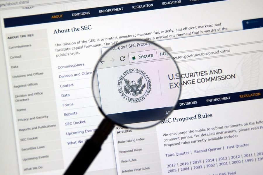 SEC Charges Texas-Based Company and Founders with Defrauding Dozens of Investors
