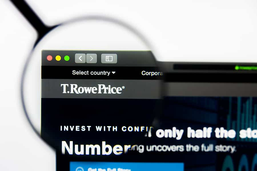 T. Rowe Price Group Reports Preliminary Month-End Assets Under Management For June 2020