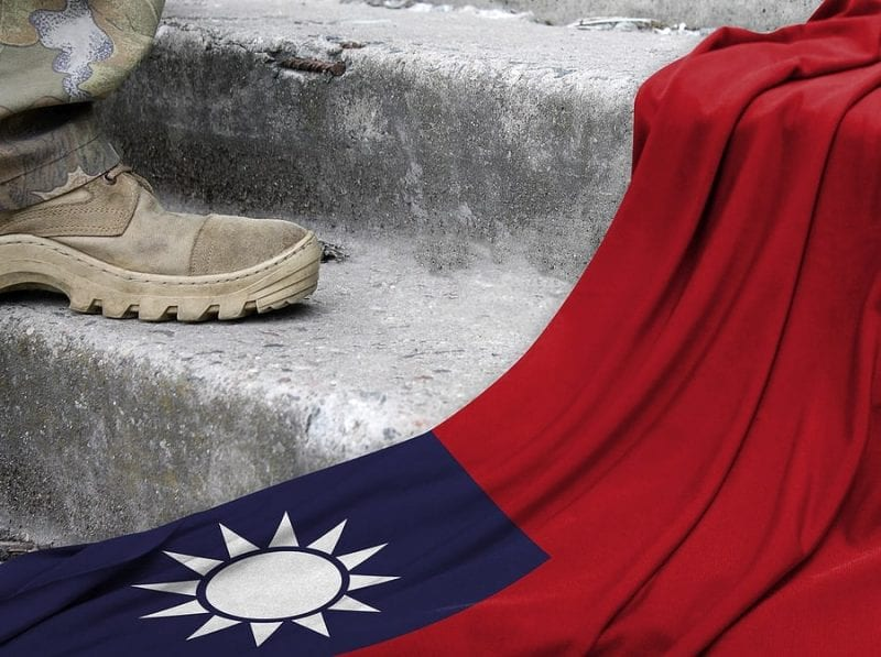 Taiwan - military drills with US troops amid clash with mainland China
