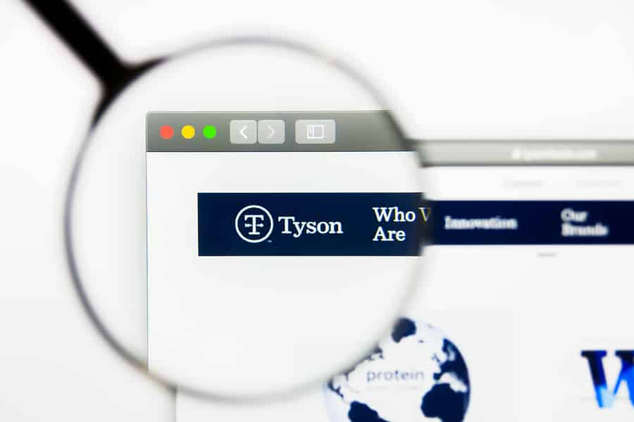 Tyson Foods Reports Third Quarter 2020 Results