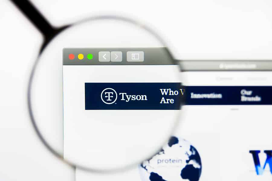 Tyson Foods Plans for Production Facilities for Its International Business