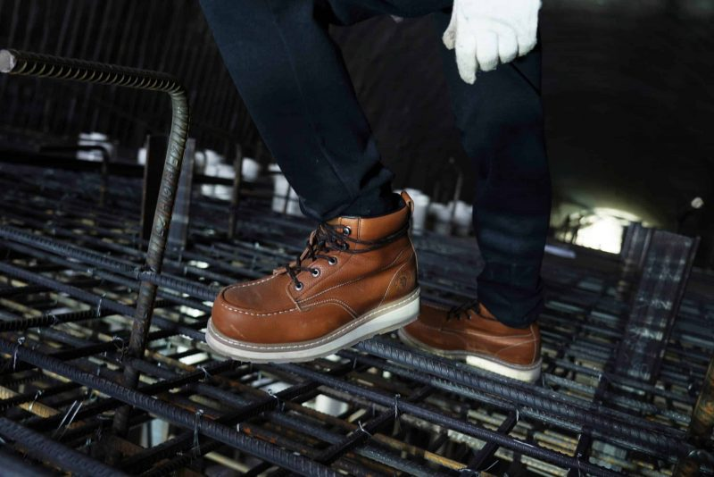 Why wearing safe and high-quality work boots are essential