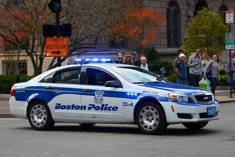 Boston Police Arrested Hassaun G Daily for Firearm Offense in Roxbury
