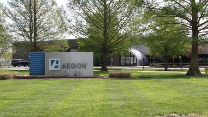Aegion Corporation Reports 2020 First Quarter Financial Results