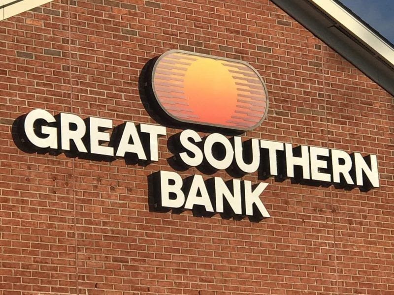 Great Southern Bancorp, Inc. Reports Preliminary Second Quarter Earnings of $0.93 Per Diluted Common Share
