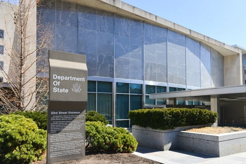 US Department of State: Gilman Top Producing Institutions