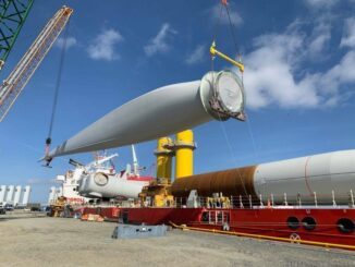 Dominion Energy Nears Construction on First-Ever Offshore Wind Turbines in U.S. Federal Waters