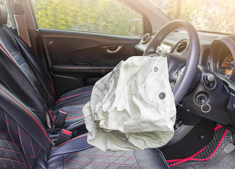 Baltimore County Police Investigating Airbag Thefts an Emerging Trend