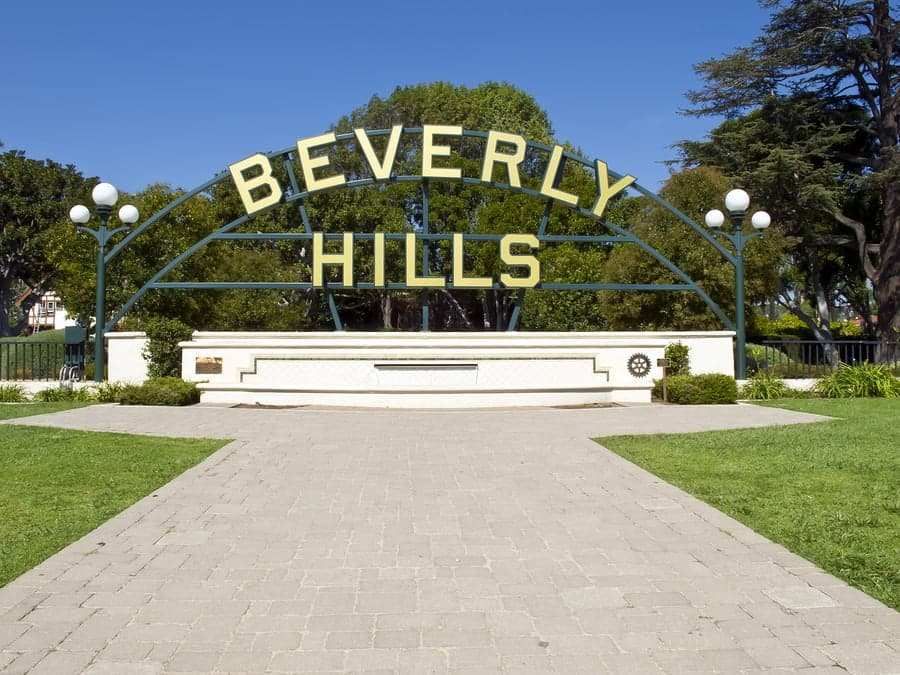Beverly Hills Joins Wyland National Mayor's Challenge for Water Conservation