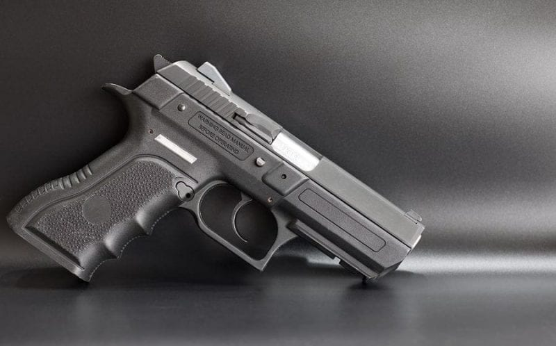 Handgun Reported Stolen in the Eighth District, New Orleans