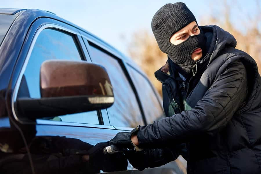Baltimore County Police: Auto Thefts on a Rise, Prevention Tips