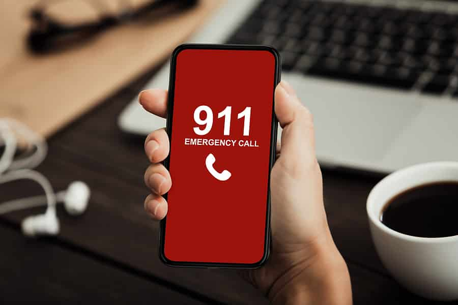 Montgomery County: Text-To-911 Now Available In Maryland
