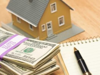 bigstock House and Money with Pad of Pa 11936630