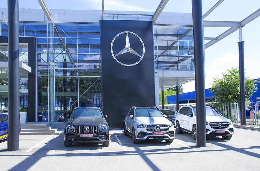 Georgia Lottery partners with Mercedes-Benz for car giveaway