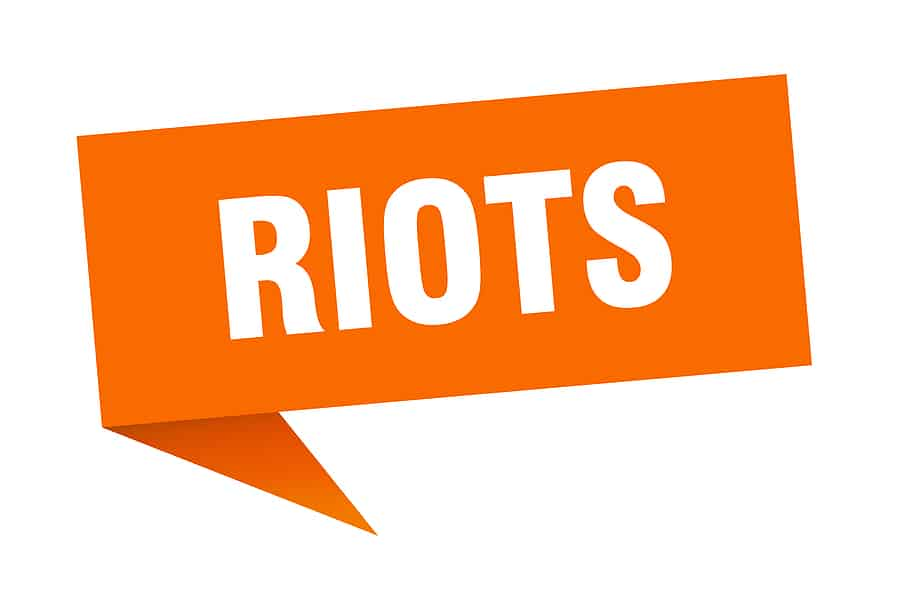 Richmond Police Arrested 17 Individuals including 2 juveniles In Riots