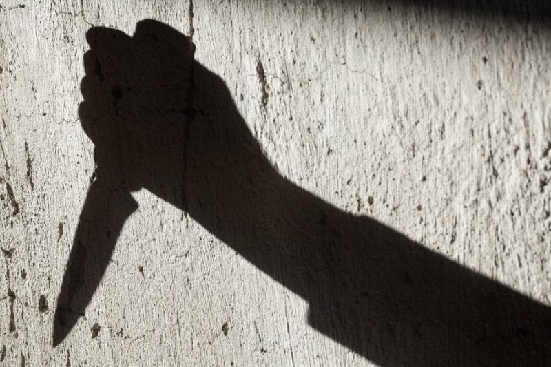 bigstock Shadow Of The Hand Holding A B 310080838 5