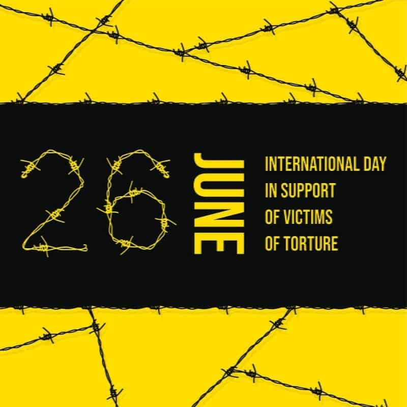 Morgan Ortagus: International Day in Support of Victims of Torture