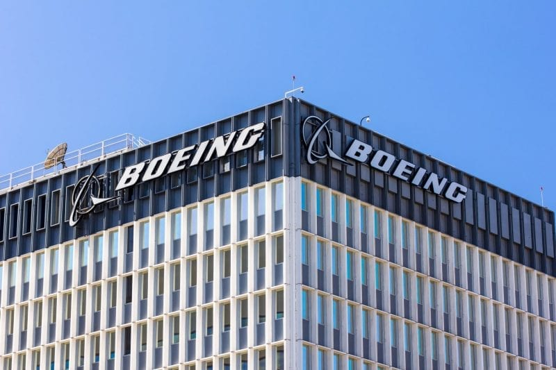 Boeing Reports Second-Quarter Results