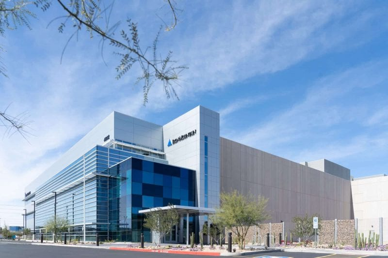 Iron Mountain Executes Six Megawatt Pre-Lease with Fortune 100 Customer at AZP-2 Data Center in Phoenix