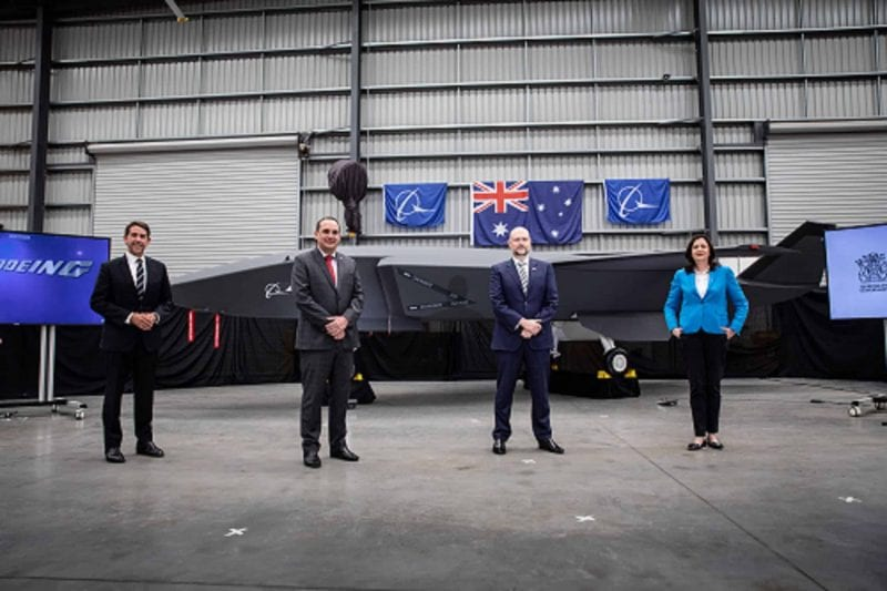Queensland to Assemble Boeing's First Australian-designed, developed Unmanned Aircraft