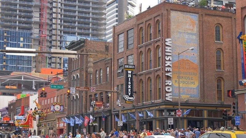 'Intentional' explosion rocks downtown Nashville, Tennessee