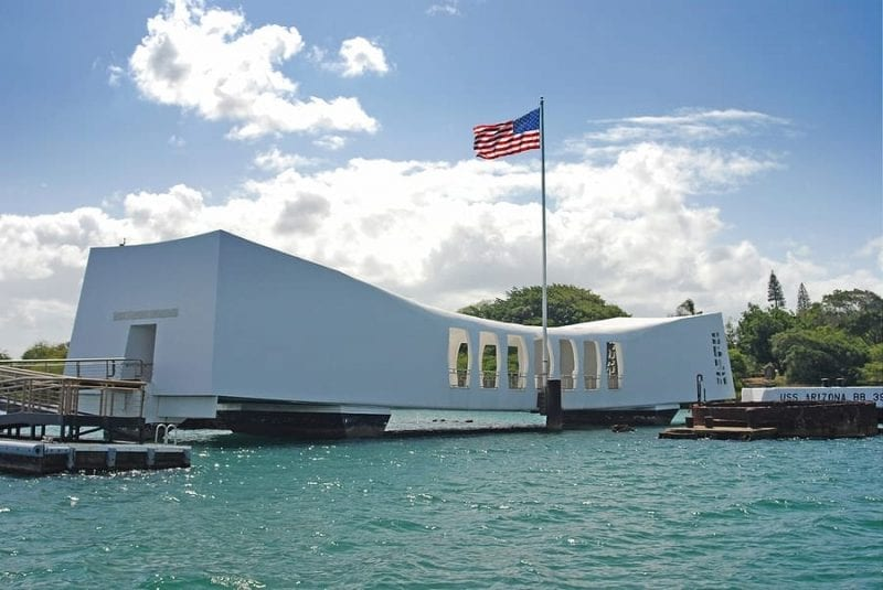 Pearl Harbor service, sacrifice honored at ceremony