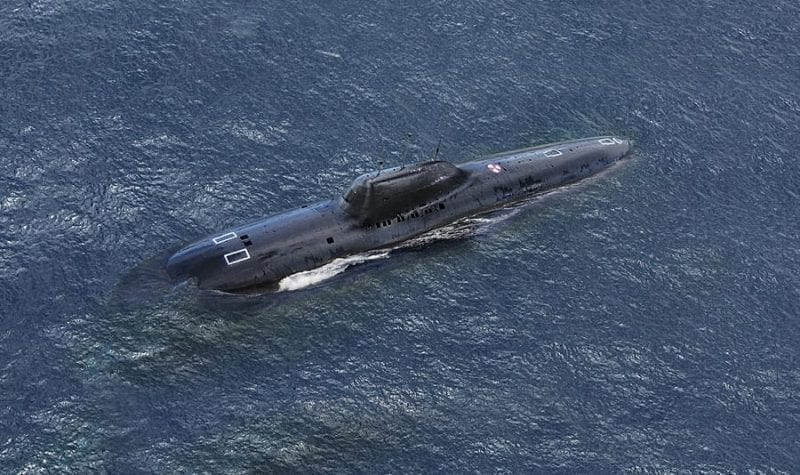 The US Built A New Submarine The World Is Afraid Of