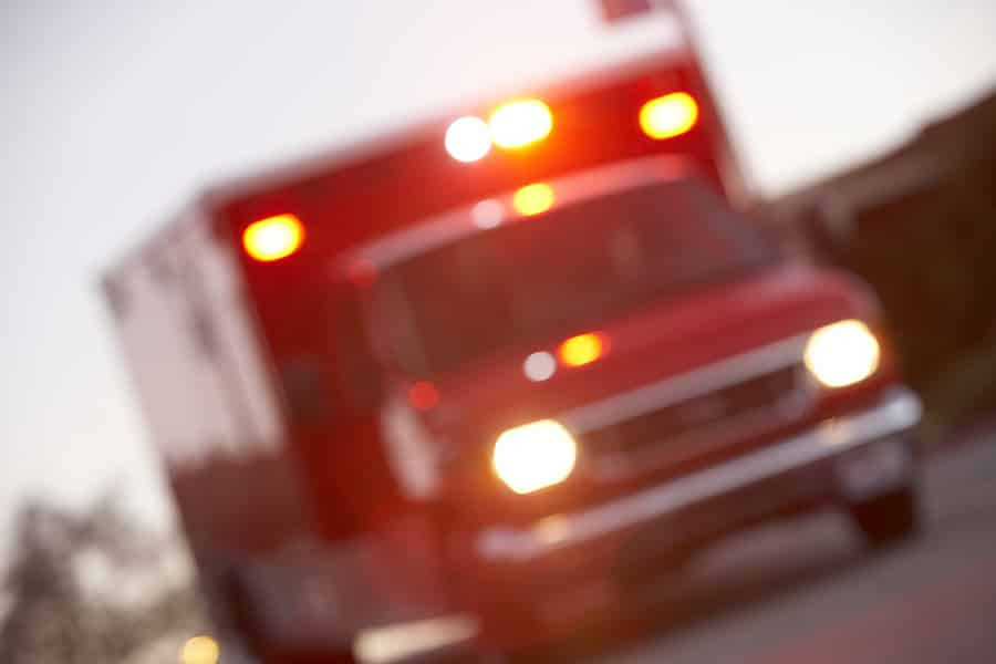Missouri Auto Accident - Two Drives From Springfield, and Park Hills, MO