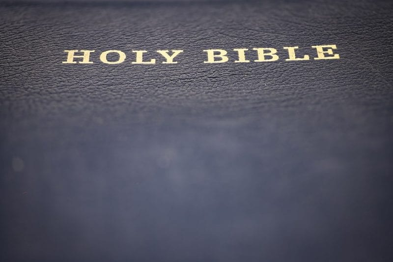Bible Sales Surge During Covid Turmoil: 'Reading His Word Gives Peace'
