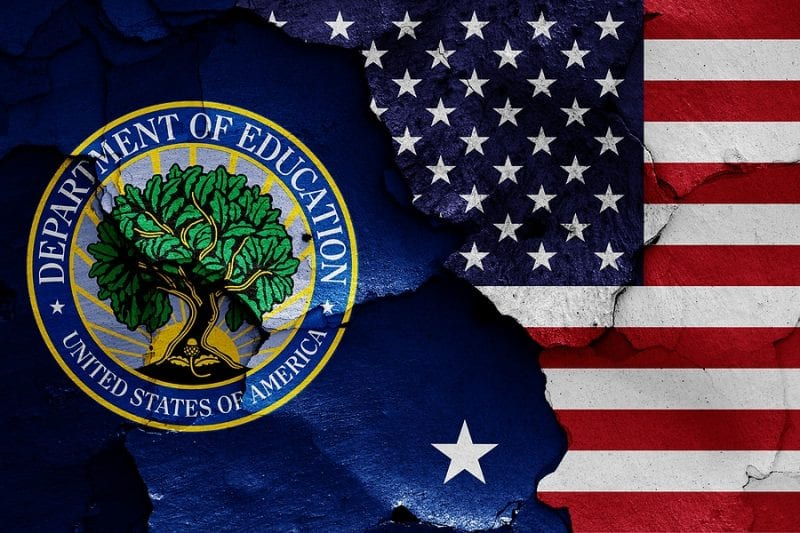 U.S. Department of Education - Providing Greater Transparency
