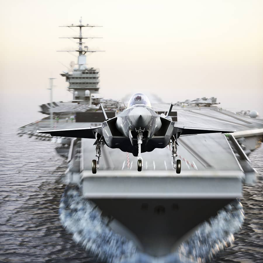 Pentagon and Lockheed Martin Agree to $1.28B F-35 Contract