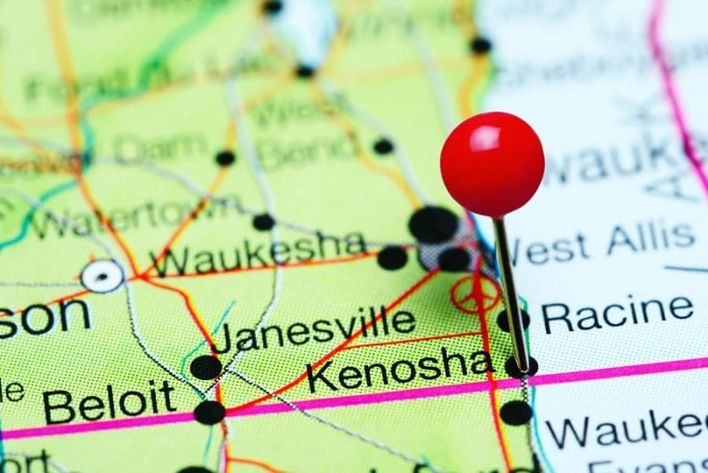 Kenosha, WI: prepares for protests as officer could face charges