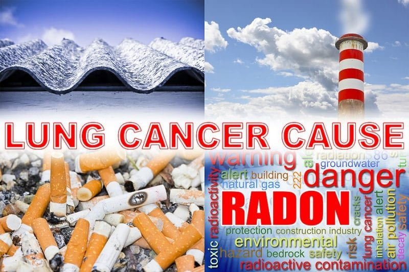 EPA Recommends Preventing Lung Cancer by Testing your Home for Radon