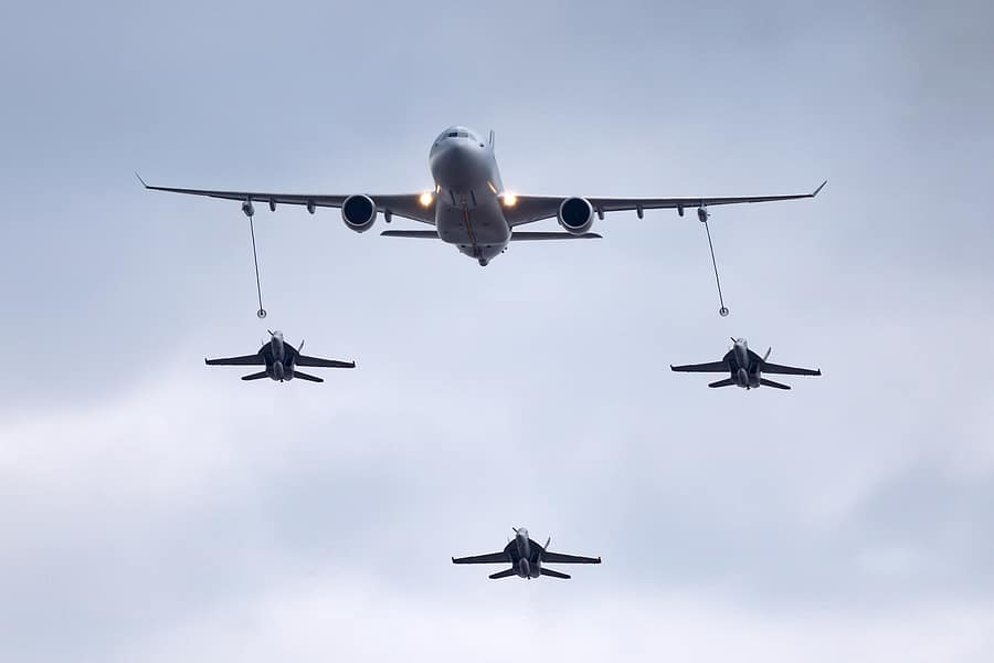US Air Force Order 15 KC-46 Tankers for Fueling