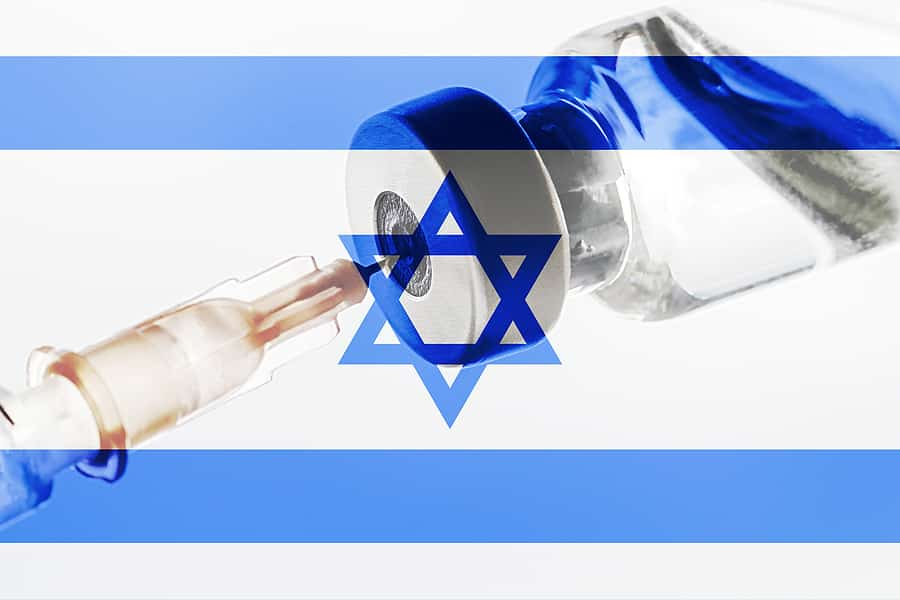 Israel: reopens increase with 'green pass' for vaccinated
